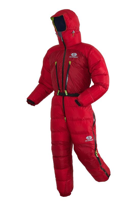 Sir Joseph Combi suit Windface II expeditie overall