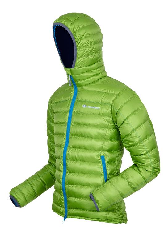 Sir Joseph APRON donsjas hooded groen heren