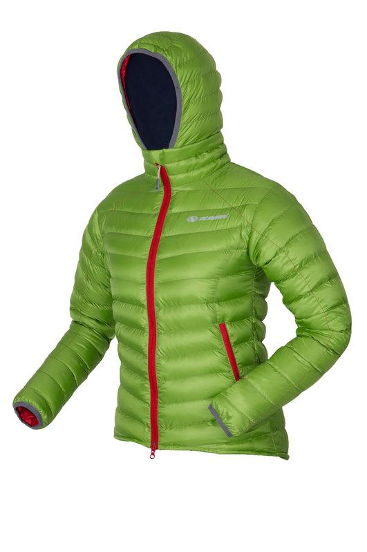 Sir Joseph APRON donsjas hooded groen dames