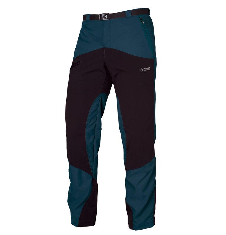 Direct Alpine Mountainer lichtgewicht broek blauw-zwart heren